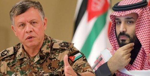 پیام خشمگینانه پادشاهی اردن به بن سلمان