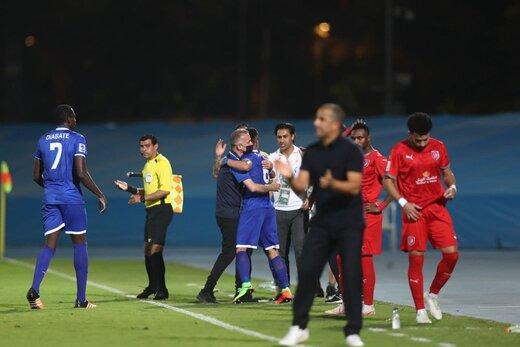 پوستر AFC برای بازی استقلال و الشرطه/عکس