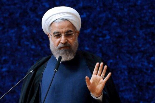 ببینید   روحانی: چرا 98 درصدی که به «جمهوری اسلامی» رای دادند هر روز آب میرود؟ چرا در اعتقادات مردم شک میکنیم؟