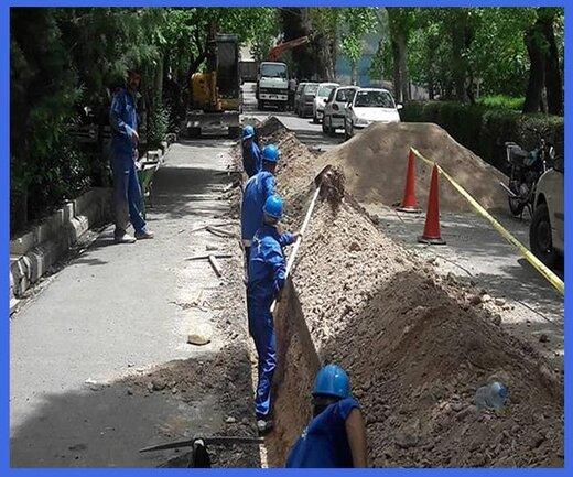 مدیر عامل شرکت آب و فاضلاب استان تهران خبر داد: اتمام شبکه فاضلاب شهری تهران تا افق 1410