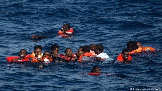 ببینید | تداوم فاجعه انسانی در دریای مدیترانه