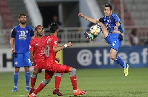 ACL Group C: Esteghlal, Al Duhail settle for draw