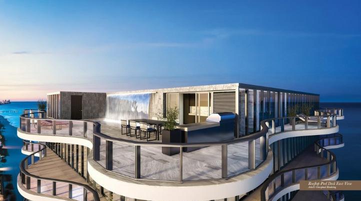 قصر فوق لاکچری لیونل مسی در آمریکا/عکس