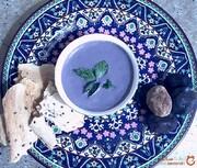غذای بنفش ایرانی که ثبت ملی شد! + تصاویر