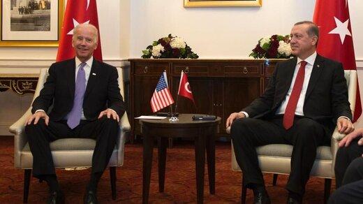 افشای تماس تلفنی بایدن با اردوغان؛واشنگتن پرونده آنکارا را پیچید