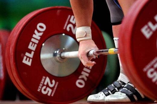 ببینید | لحظه مصدومیت شدید وزنهبردار کرهای در مسابقات ازبکستان