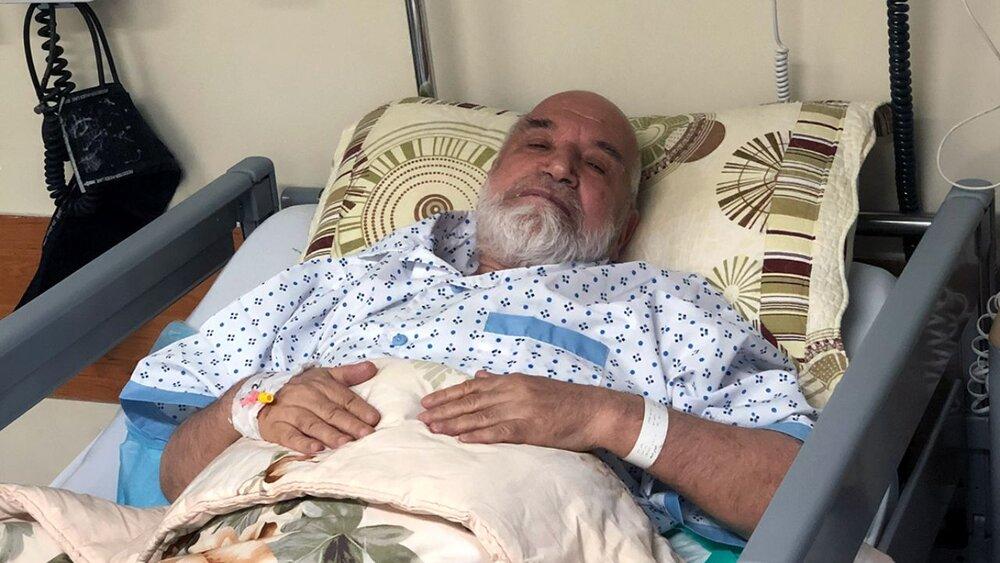 آخرین وضعیت جسمی مهدی کروبی پس از شکستگی مهره کمر