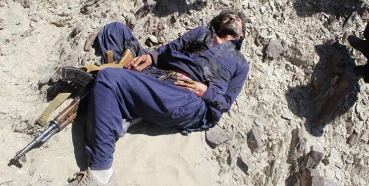 اولین تصویر از تروریستهای بههلاکترسیده توسط سپاه پاسداران