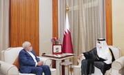 امير قطر يؤكد اهمية العلاقات والتعاون بين بلاده وايران في المنطقة