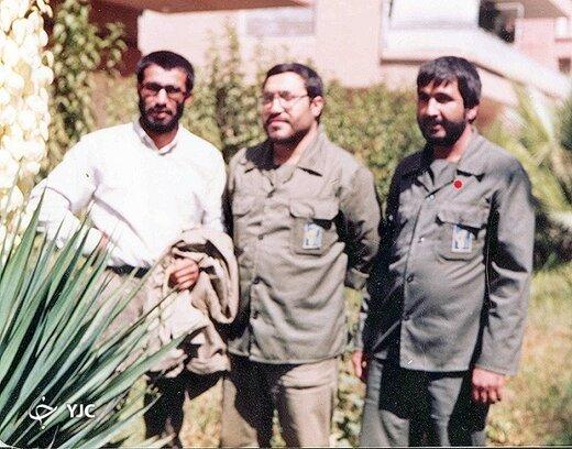 این سردار سپاه، نابغه بود +تصاویر