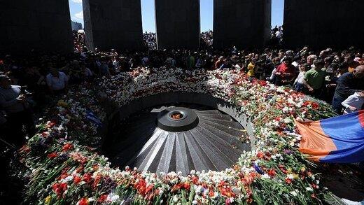 واکنش ارمنستان،ترکیه و جمهوریآذربایجان به نسلکشی خواندن کشتار ارامنه از سوی بایدن
