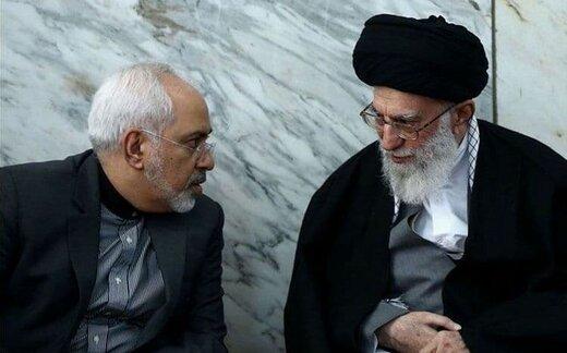 نامه ظریف به رهبر معظم انقلاب:جلوی فشارها بر تیم مذاکرهکنندگان گرفته شود/کاندید انتخابات نمیشوم