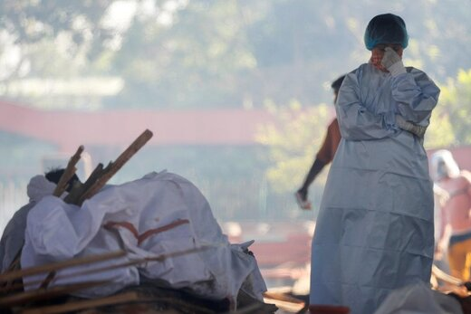 سونامی ویروس کرونا در هند