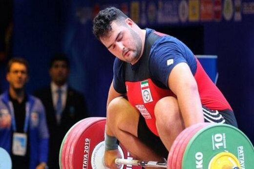 ببینید | وزنهبرداری قهرمانی آسیا؛ یکهتازی جوان ایرانی با کسب مدال طلا