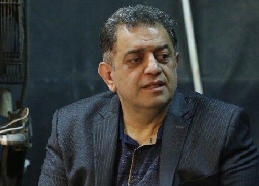 حمید علیزاده، تهیهکننده تلویزیون، بر اثر کرونا درگذشت