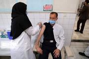تصاویر   واکسیناسیون جانبازان ۵۰ تا ۷۰ درصد در مشهد