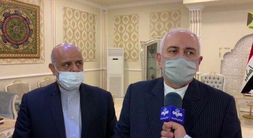 ظریف:فردا به اقلیم میروم