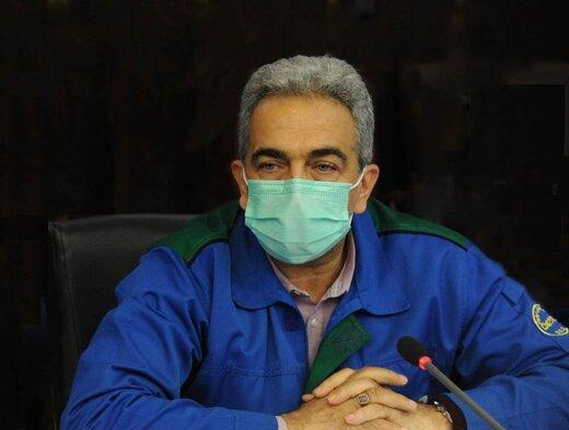علت آتش سوزی خودرو ۲۰۷ در تونل بزرگراه تهران_پردیس اعلام شد