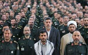 اتهامات احمدینژاد به سپاه پاسداران