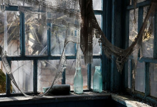 تصاویری از چرنوبیل که در یونسکو ثبت میشود/عکس