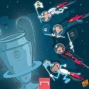 ماموریت فضایی این ۴ باشگاه اروپایی را ببینید!