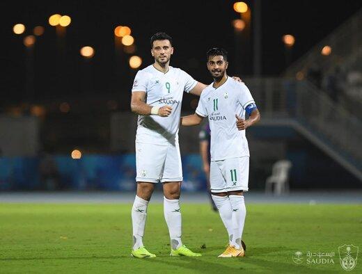 رکورد عجیب ستاره الاهلی در بازی با تیمهای ایرانی