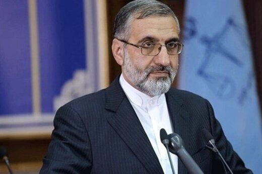 ببینید | واکنش سخنگوی قوه قضاییه به ادعای خروج  بابک زنجانی از کشور