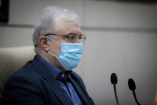 ببینید | خبر خوش وزیر بهداشت درباره واکسن ایرانی کرونا