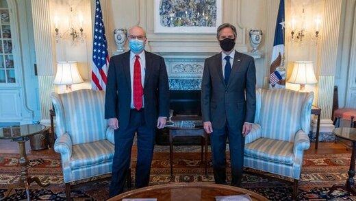 اظهارات مداخلهجویانه وزیرخارجه آمریکا علیه انصارالله