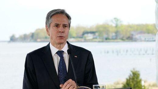 بلینکن تکلیف افغانستان و چین را یکسره کرد