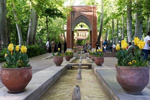 باغ ایرانی، بهشت کوچک پایتخت