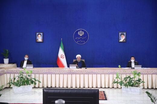 روحانی: فایل ظریف دزدیده شده /میدان و دیپلماسی، مقابل هم نیستند