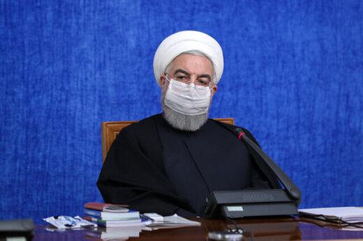 ببینید | پاسخ روحانی به ادعای احمدینژاد: واکسن نزدهام چون نوبتم نشده است