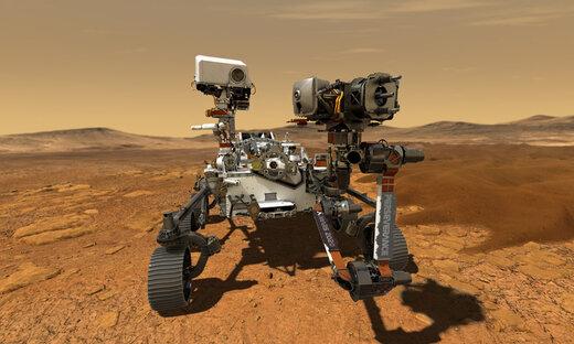 ببینید | کاوشگر استقامت پاندمی مرگبار از مریخ به زمین میآورد؟