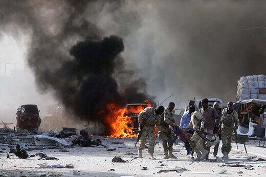 انفجار بمب در سومالی ۱۱ کشته برجا گذاشت