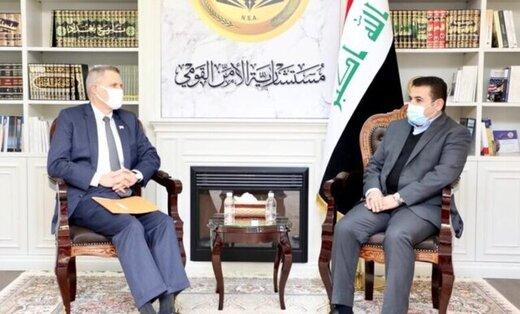 آمریکا از عراق قدردانی کرد
