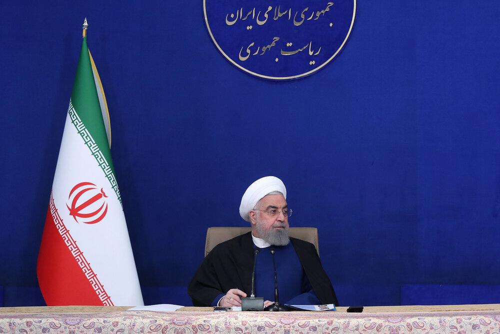 روحانی: کارگران ایران اجازه بهرهبرداری سیاسی را به معاندان نظام نخواهند داد
