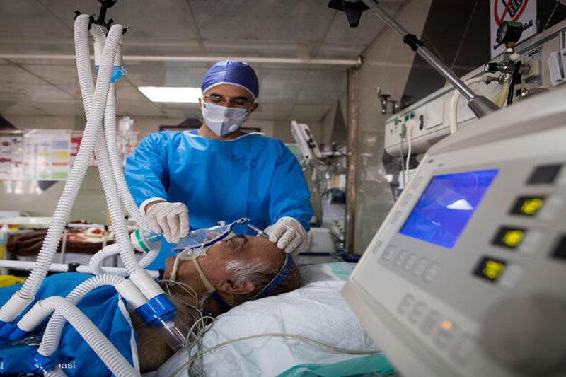 جولان کرونا در جادهها و بیمارستانها با اشغال 100 درصد تختهای بستری
