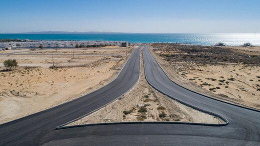 راهاندازی نهضت راهسازی و تحول در مسیرهای دسترسی جزیره قشم
