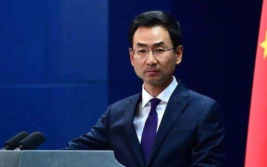 درخواست چین برای پیشبرد روند سیاسی در سوریه