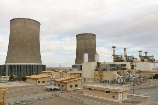 افزایش ۸ برابری برق تولیدی نیروگاه یزد در فروردین ماه ۱۴۰۰