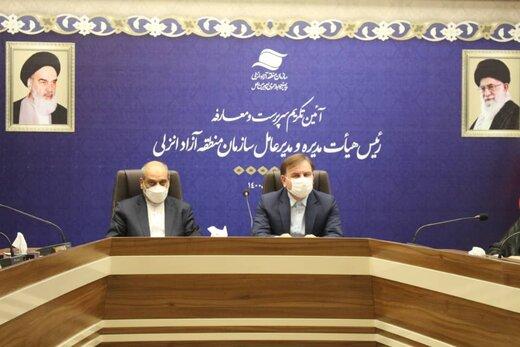 عملکرد دولت تدبیر و امید در مناطق آزاد قابل دفاع است