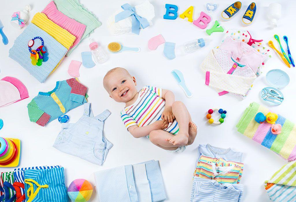 انواع لیست سیسمونی نوزاد و اصول خرید سیسمونی