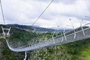 ببینید   افتتاح حیرتانگیزترین و طولانیترین پل عابر معلق جهان در پرتغال