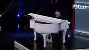 ببینید | معرکه علیرضا عصار با پیانو در برنامه «همرفیق»