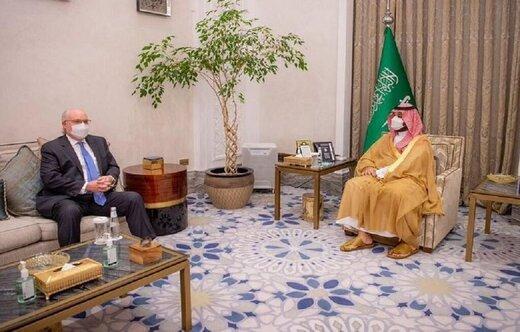 نماینده ویژه آمریکا در یمن با ولیعهد عربستان دیدار کرد