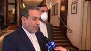 Iran chief negotiator: Talks moving ahead