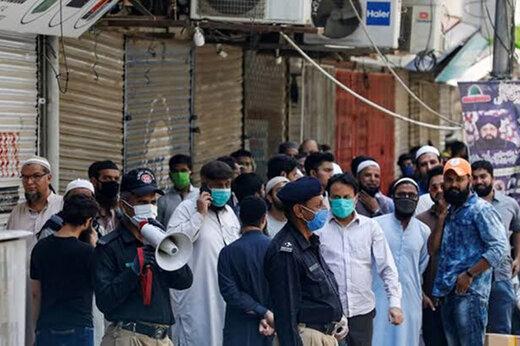 ببینید | انفجار کرونا در کشور همسایه ایران