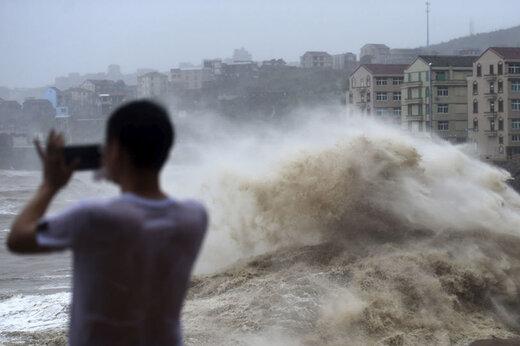ببینید | کشته شدن ۱۱ نفر با باد شدید