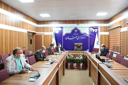جلسه هماهنگی اقدامات مورد نیاز برای مدیریت مصرف برق و کنترل پیک بار تابستانی